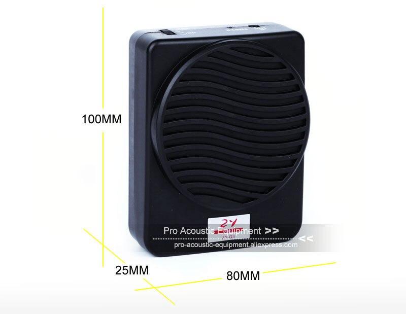 Lehre Drahtlose Stimme Verstärker Externe Stimme Megaphon Booster Lautsprecher Für Fm Tour Guide Bluetooth Bühne Mit Mikrofon Hell In Farbe Megaphon