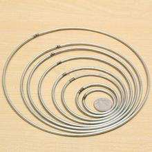 1Pc Metal Dream catcher Round Hoop Ring For DIY Manual Wicker Crafts Durable Handmade Dreamcatcher Material Accessories #5