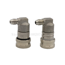 Stainless Steel Ball Lock Disconnect MFL Thread Liquid and Gas Cornelius Style Home Brew Beer Kegs Repair Connector stainless steel ball lock disconnects barb cornelius keg liquid and gas mfl connector home brew beer brewing