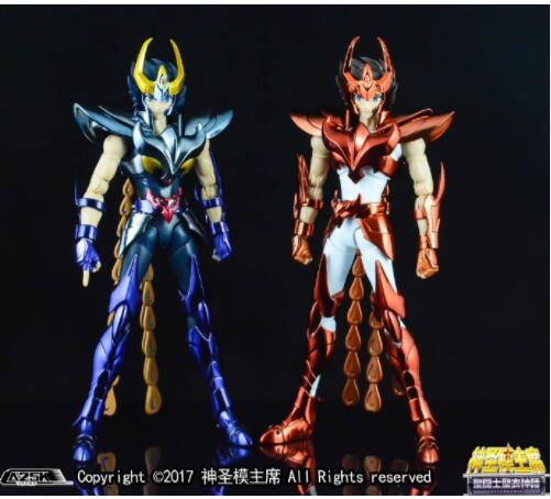 New Arrival GREAT TOYS Phoniex ikki V3 EX final Cloth EX GT bronze Saint Seiya OCE action figure toy metal armor 1