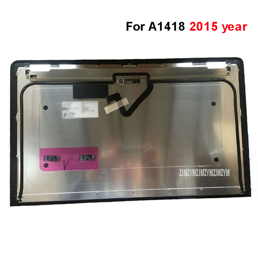 100% Brand New 21.5 Lcd Screen Laptop Full Display Assembly For 21.5 inch A1418 2015 Year 4K Repair Laptop Part image