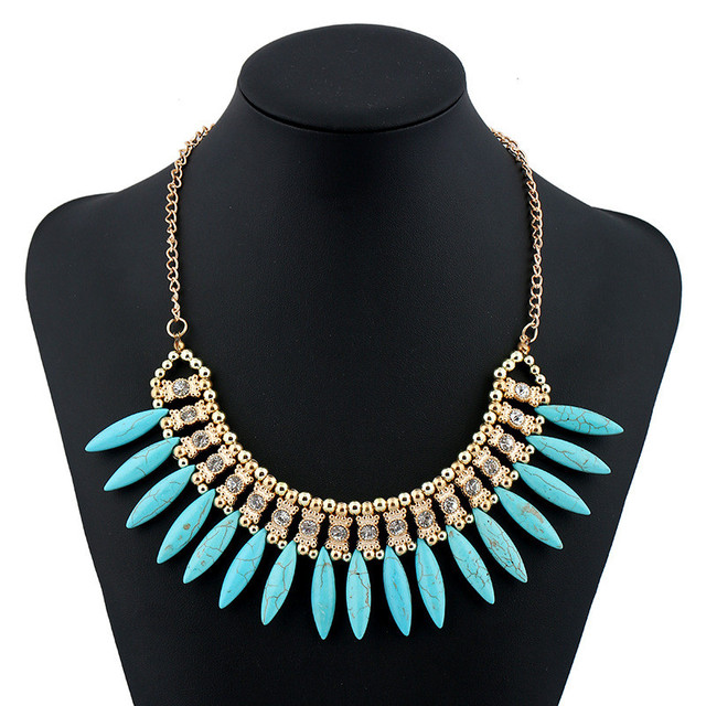 Женское ожерелье с подвеской lzhlq богемное ювелирное изделие