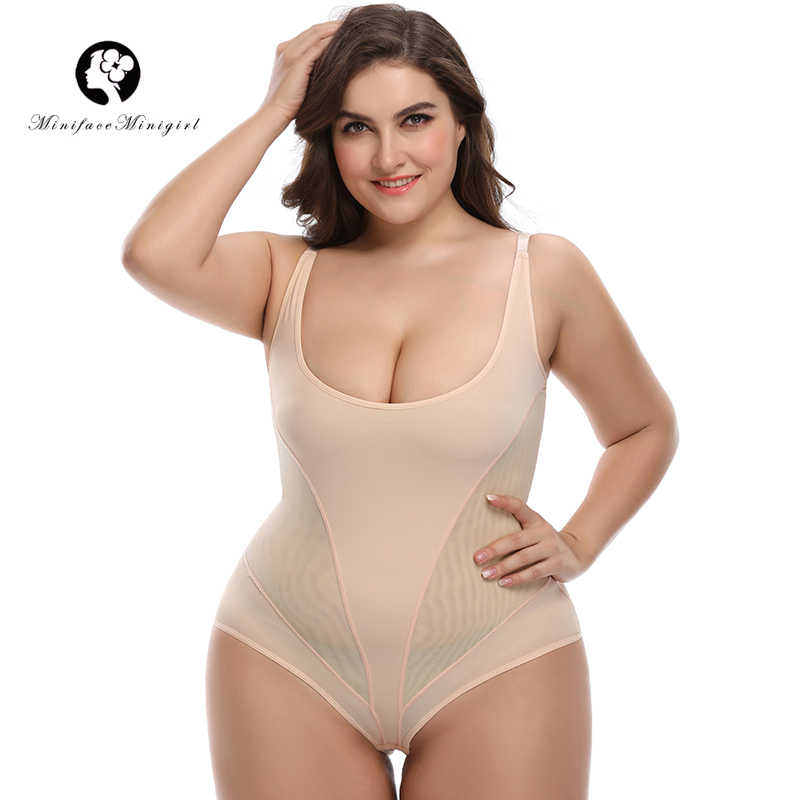 5ff4123c551 Women Shapewear Waist Trainer Shaper Slimming Butt Lifter Modeling Strap Body  Shaper Underwear Bodysuit Women Plus