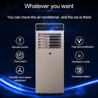 ITAS2019 ventiladores de uso doméstico eléctrico Portátil de aire acondicionado grande 1.5 P integrado máquina de refrigeración y calefacción de aire acondicionado