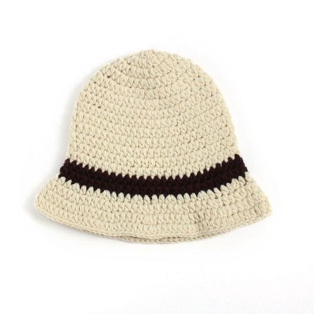 Tienda Online Hecho a mano de punto del bebé del sombrero de vaquero ...