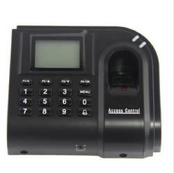 ZKTeco F1 отпечатков пальцев Биометрические и пароль панель управления доступом читателя ЖК-дисплей Дисплей контроля доступа;