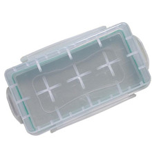 High Top Quality Battery Storage Box 3PCS Waterproof Dustproof Battery Case Holder Storage Box For 18650 CR123A 16340 Dec12