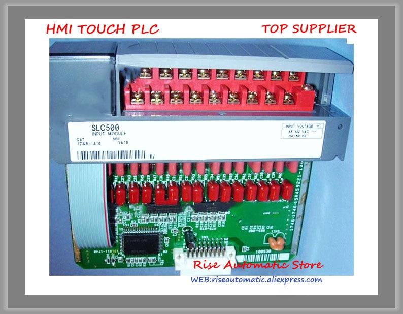 1746-IA16 PLC 85-132VAC Digital AC Input Modules New Original