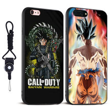 Dragon Ball Super Goku Phone Case iPhone X 8Plus 8 7Plus 7 6sPlus 6s 6Plus 6 5 5S SE
