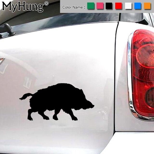 15 2 7 6 Cm Neue Ankunft Wildschwein Schwein Tier Auto Aufkleber