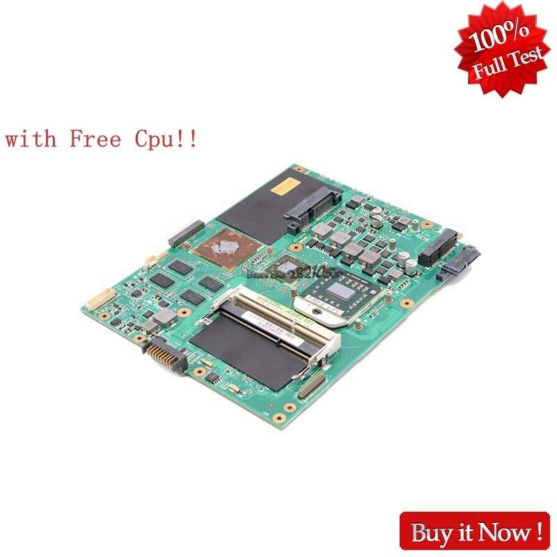 Nokotion For asus K52DR PN 60-NZRMB1000-D16 69N0K1M10D16 laptop motherboard with free processor цены
