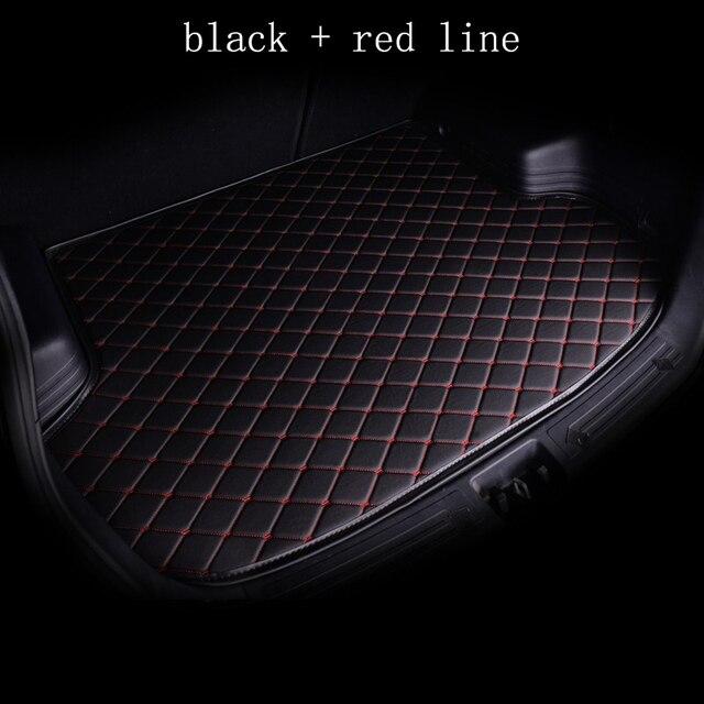 Индивидуальный автомобильный коврик kalaisike для багажника Mazda, все модели cx 5 mx5 626 mazda 3 6