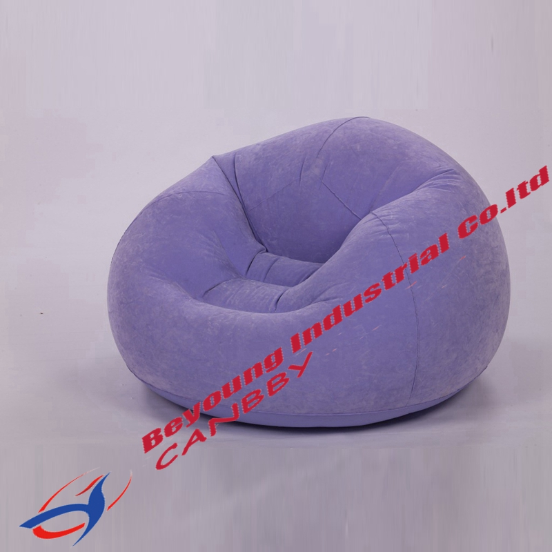 Wondrous Us 24 28 Intex Beanless Bag Chair Inflatable Single Person Bean Bag Chairs Couch For Adult Teens 3 Assorted Color In Camping Mat From Sports Dailytribune Chair Design For Home Dailytribuneorg