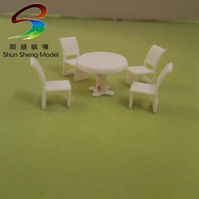 1100 Skala Architektur Construction Sand Tabelle Modell Möbel