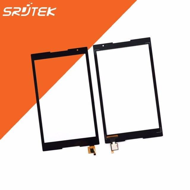 """Nova 8 """"para lenovo tab s8-50 s8-50f s8-50l s8-50lc touch screen digitador de vidro substituição frete grátis"""