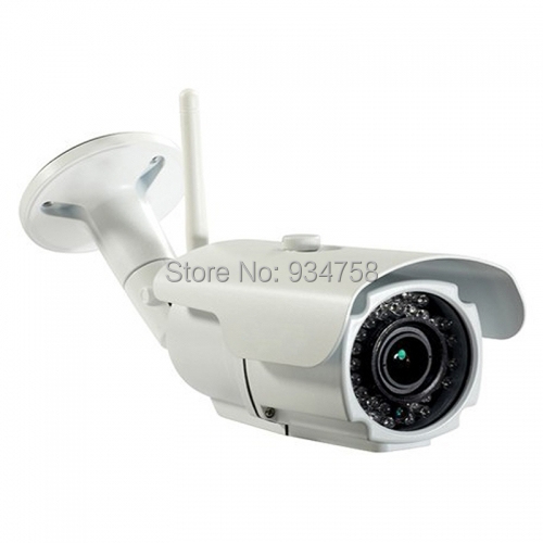 CCTV 720P 2.8-12mm 36IR P2P Weatherproof Network IP Wifi Wireless Camera