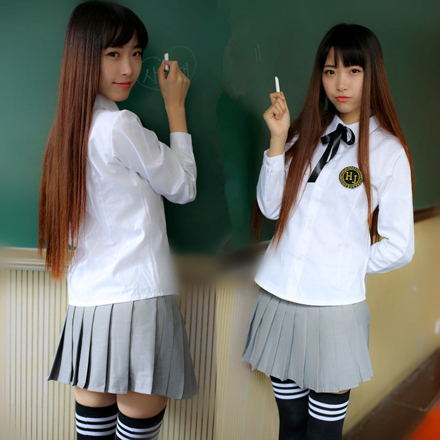 Cute school girl image-8694
