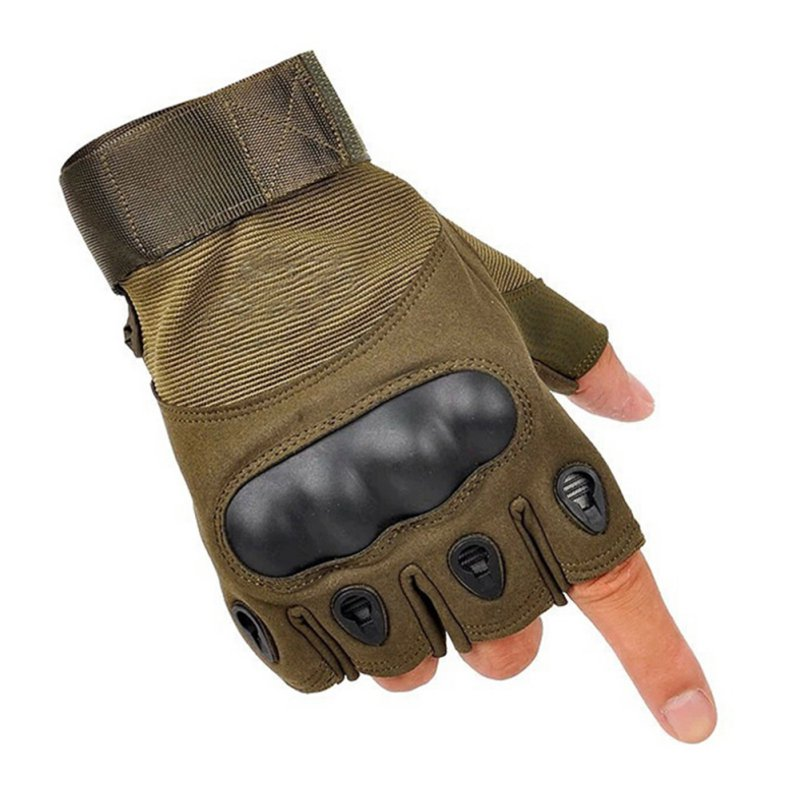 Guantes Sin Dedos de Deportes al aire libre/Dedo Completo Táctico Militar Guante
