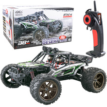 RC Car 1 12 38KM H high Speed 2 4G 4wd Desert Off Road electric