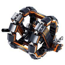Kazi Super Heroes Future Police 464PCS DIY Bricks Toys Compatible With All Brand Building Blocks Star Wars