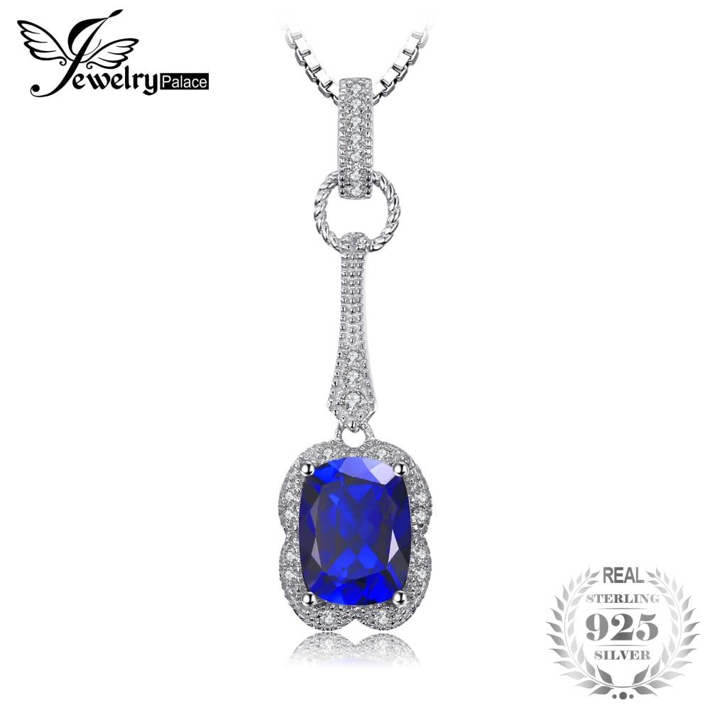 JewelryPalace Елегантний прямокутник 2.9ct - Вишукані прикраси