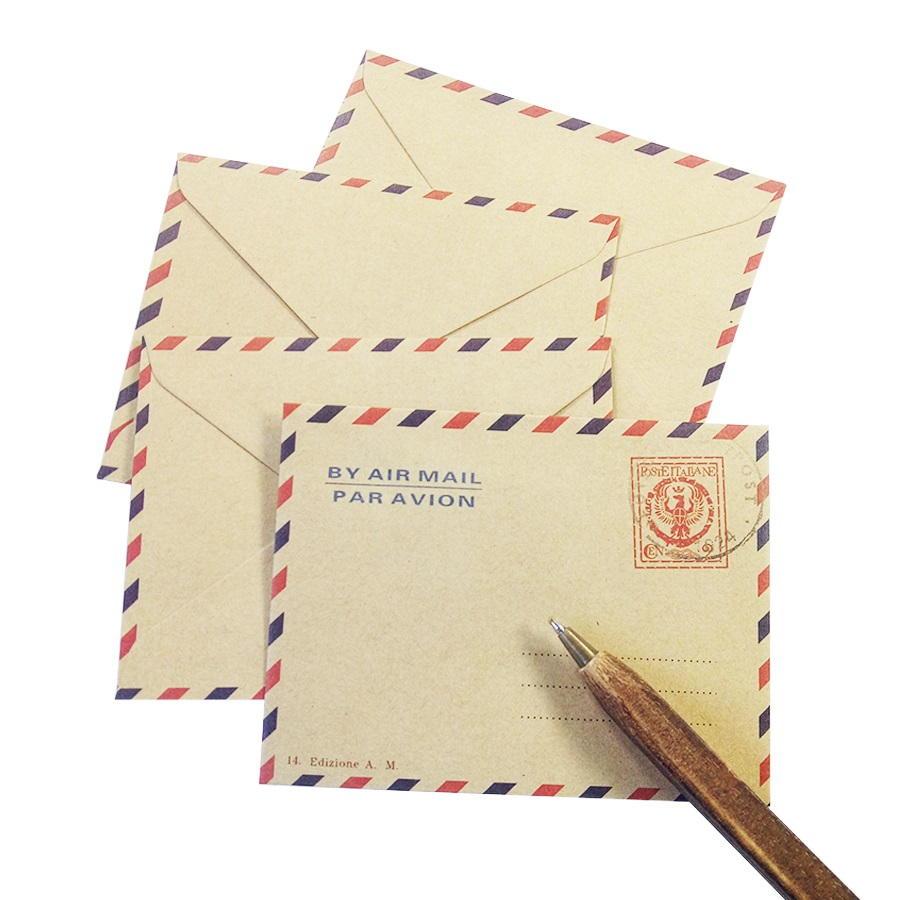 240 Pcs/lot Vintage Style Envelope Romantic Style  Cute Mini Envelopes  For Card Scrapbooking Gift