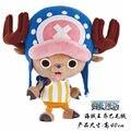 """Одна часть плюшевые игрушки 2 лет после чоппер плюшевые куклы аниме 16 """" ( 40 см ) милые игрушки бесплатная доставка"""
