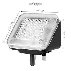 Image 5 - LED TV 시뮬레이터 타이머 기능이있는 가짜 TV 도난 방지 도난 방지 홈 보안 장치