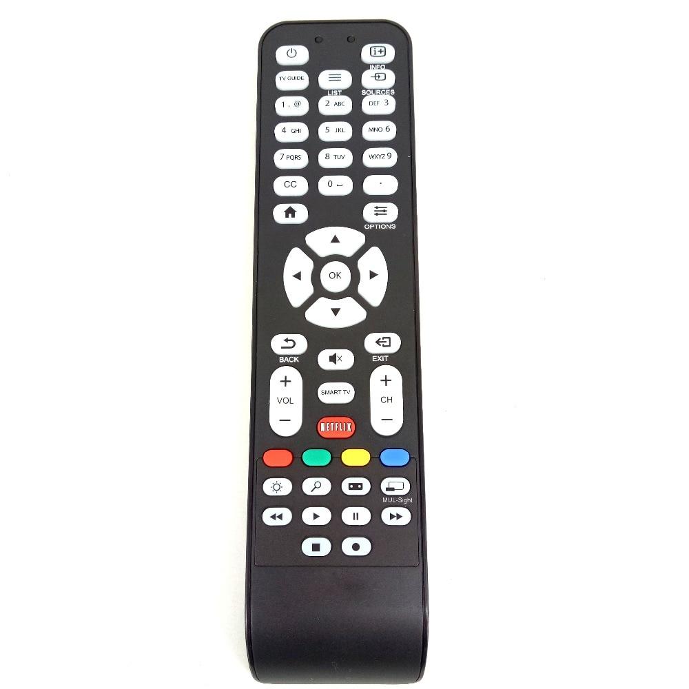 Nova originale controle remoto para aoc rc1994710/01 3139 238 28641 398gr08beac01r para netflix tv inteligente fernbedienung frete grátis