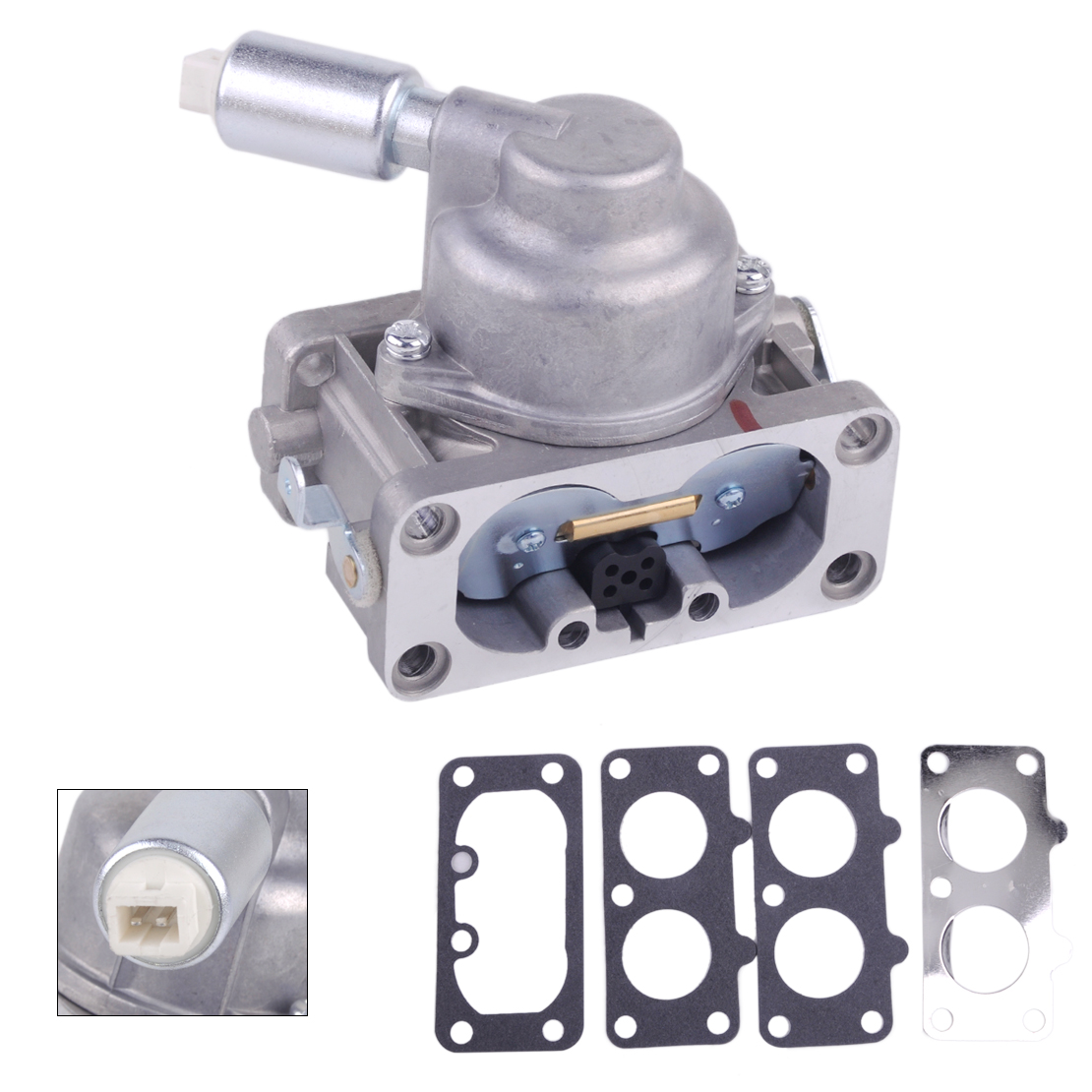 купить LETAOSK Carburetor Carb with Gasket fit for Briggs & Stratton 792295 Replacement по цене 4069.65 рублей
