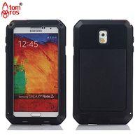 Luxury Aluminum Alloy Shockproof Dirtproof Life Waterproof Metal Armor Hard Case For Samsung Galaxy Note 3