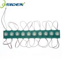 Osiden 1.5 Вт высокое Мощность светодиодный модуль сбоку Освещение 5050 LED Лампы для мотоциклов светодиодный модуль с линзой светодиодный модуль света для вывесок реклама