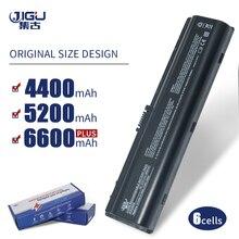 JIGU ноутбука Батарея для hp павильон Dv6000 Dv6700 DV2000Z DV2097EA DV2001TU DV2100 DV2200 DV2300 DV2500 DV2400 DV2600 DV2700