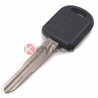 Transponder Key Chip ID4C Uncut Blade For Suzuki Alto Baleno Grand Vitara Left Blade