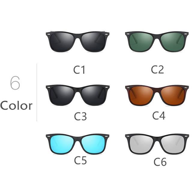 0fd0de01a44 Retro Men Sunglasses 2018 Trend Luxury Italy Brand Designer TAC Shades  Vintage Gozluk Male Sun Glasses