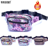 Running Waist Pack For Women Fanny Pack Bum Bag Hip Money Belt Travelling Mountaineering Fishing Cycling