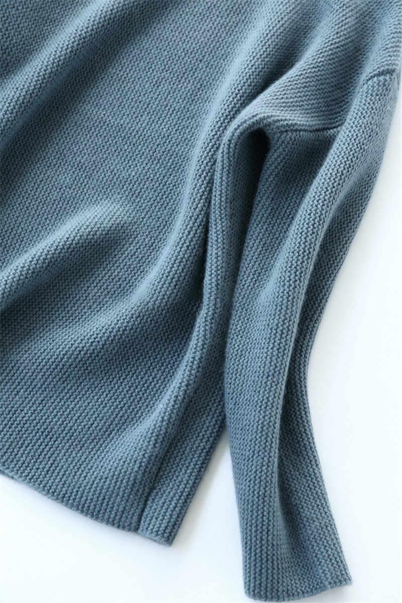 2018 เสื้อใหม่ผู้หญิงเสื้อกันหนาวหมวก cashmere หลวมประเภทหญิงสบายๆเสื้อกันหนาวฤดูหนาวหนา pullover