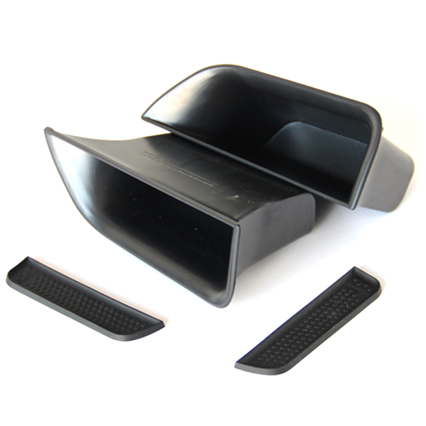 Carmonsons Auto organizators Jaguar XF 2009-2015 Durvju roktura roktura krātuves kaste Container Hoder Tray aksesuāri Auto stils
