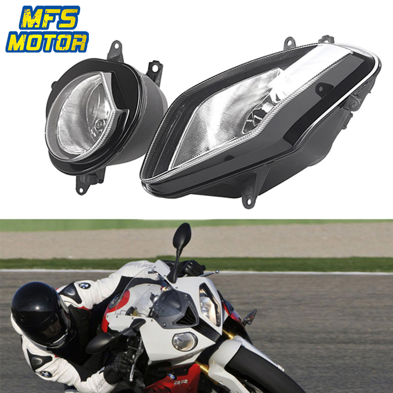 For 10 14 BMW S1000R S 1000R Motorcycle Front Headlight Head Light Lamp Headlamp Assembly 2010 2011 2012 2013 2014