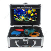 Free Shipping 7 HD Monitor 30m Underwater Lake ICE Fish Finder Camera Video Recorder 4G Card