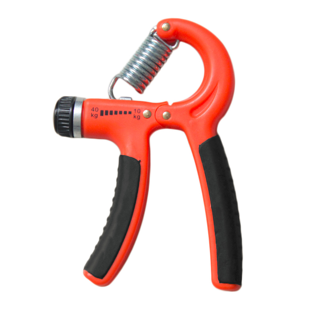 Plastic Adjustable Hand Grip Fitness Pinch Meter Portable Hand Expander Hand Gripper Exerciser Tool Drop Shipping
