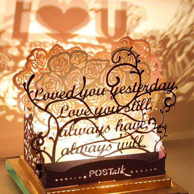 8x55x75hcm wedding love gifts greeting card with led light 8x55x75hcm wedding love gifts greeting card with led light embossed m4hsunfo
