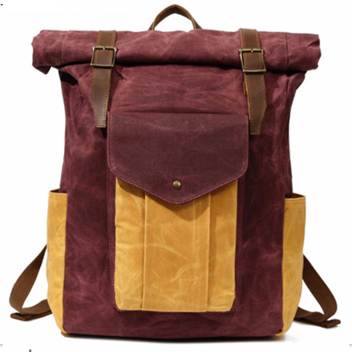 New Arrival Men's Canvas Backpack Bag Male Brand Laptop Notebook Rucksack Mochila for Men Back Pack school backpack bag new canvas backpack high capacity travel bag laptop backpacks men school bag rucksack mochila male back pack vintage bolsos