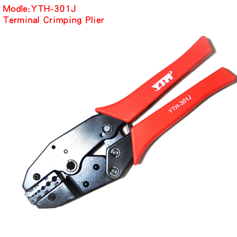 Coaxial cable crimping pliers terminal clamp hexagonal clamp YTH-301J compressible RG316, RG174 -1.5 linesCoaxial cable crimping pliers terminal clamp hexagonal clamp YTH-301J compressible RG316, RG174 -1.5 lines