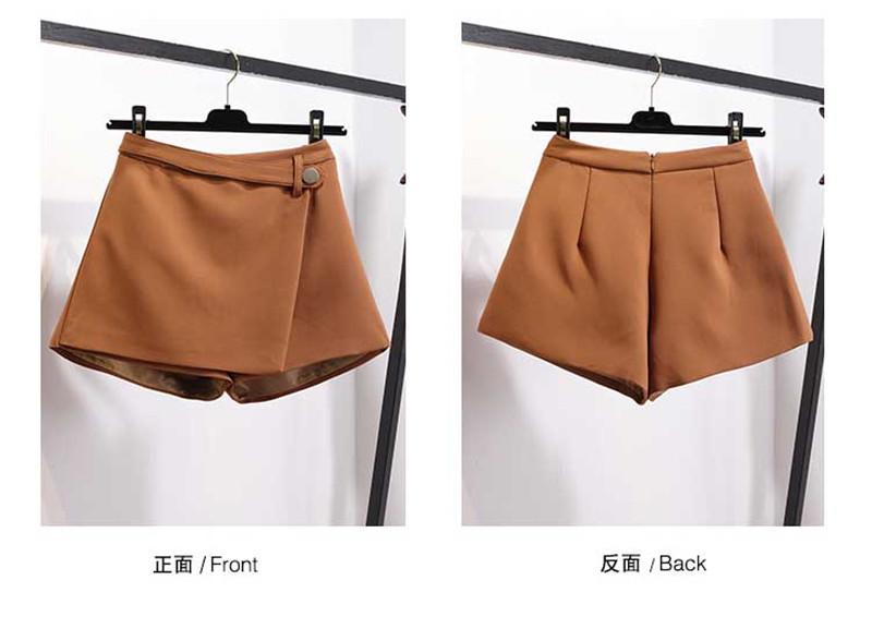 Must või pruun püksseelik