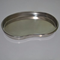 5Pcs Large Size Waist Dish Stainless Steel Medical Utensils Lumbar Disc Tray Disinfection 1 Pc Medical