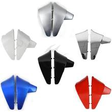 Motorcycle Battery Side Fairing Cover For Honda Shadow VLX 600 VT600C STEED400 88-98 97 96(China)