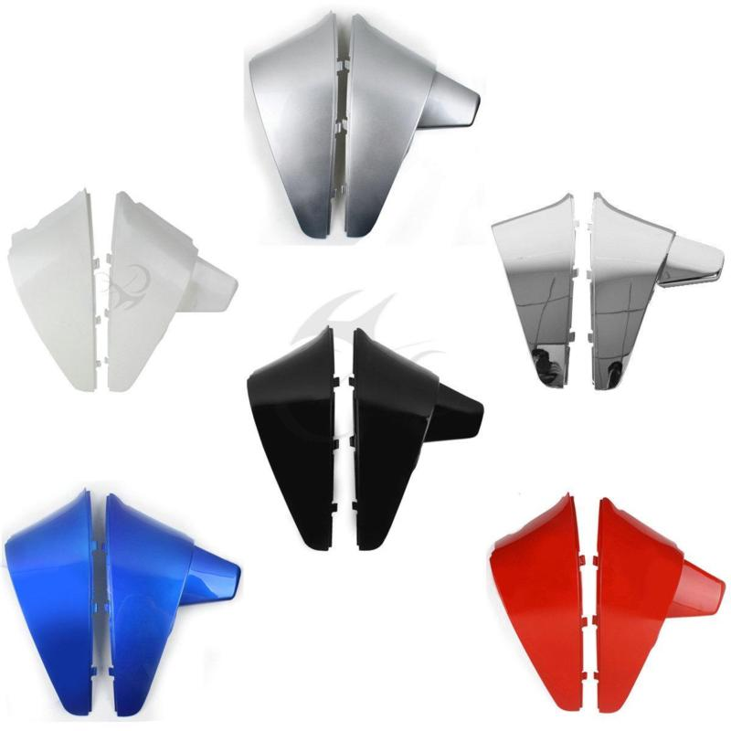 Motorcycle Battery Side Fairing Cover For Honda Shadow VLX 600 VT600C STEED400 88 98 97 96