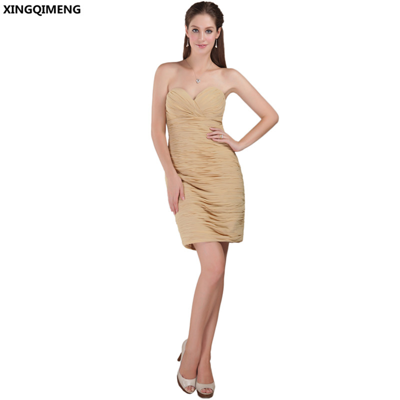 Mini Sheath Cocktail Dresses Elegant Cheap Simple Cocktail Dress