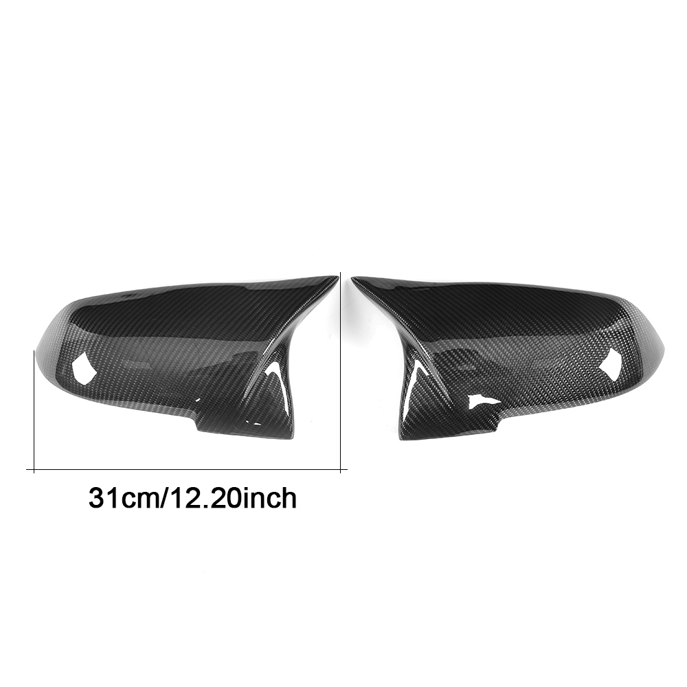 BMW 1 series F20 F21 X1 E84 MPerformance Quality Carbon Fiber Side Mirror Covers